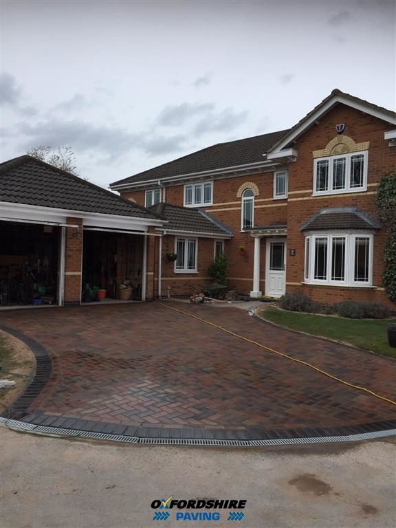 Block Paving in Wheatley, Oxfordshire